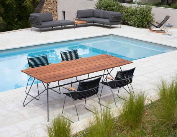 Houe Sketch Gartenmöbel Set2 Tisch Mit 4 Stühle