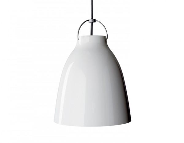Lightyears Caravaggio Pendelleuchte P3, weiß