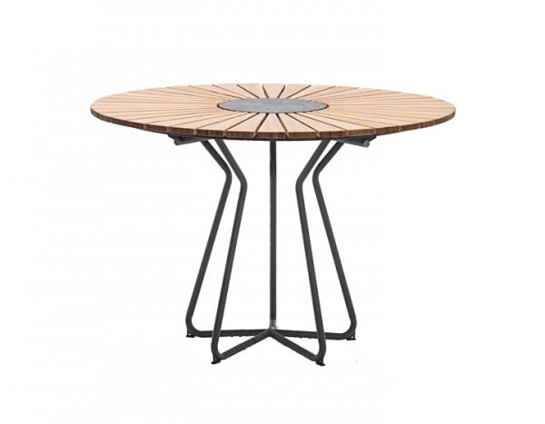 Houe Circle Gartentisch rund