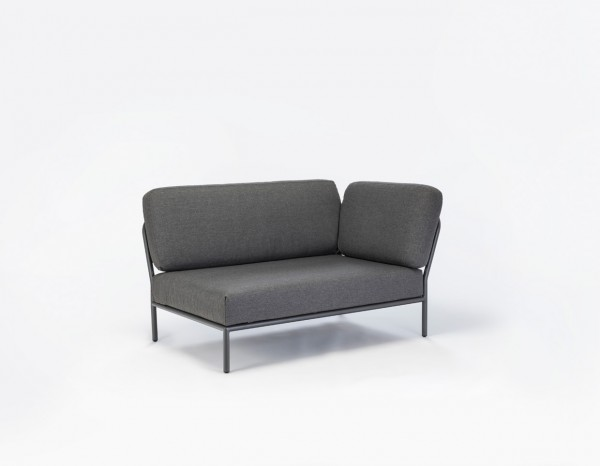 Houe LEVEL Lounge Outdoor-Sofa, Armlehne rechts
