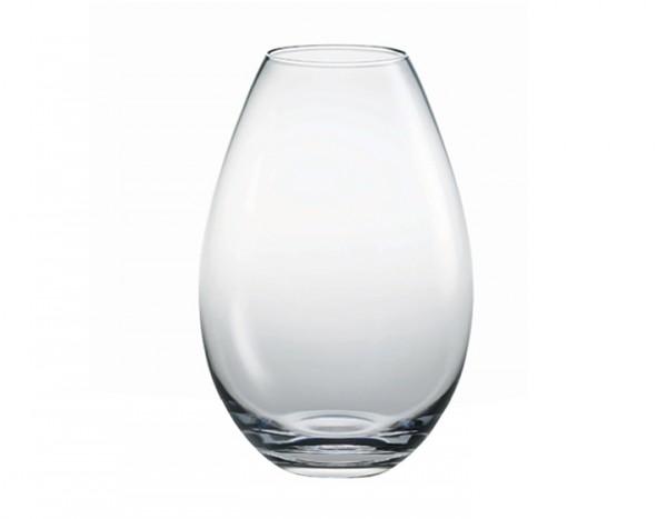Holmegaard Cocoon Vase klar 20,5cm