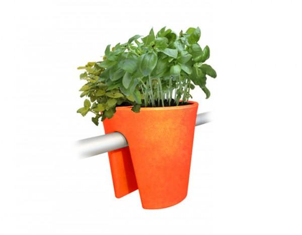 Rephorm Steckling Pflanzbehälter orange