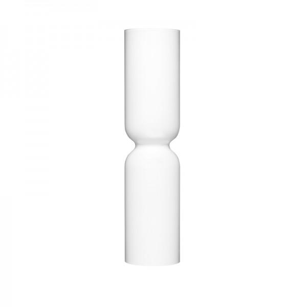 Iittala Lantern Kerzenhalter 60cm opalweiss